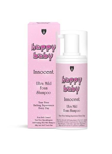 Happy baby Innocent Yeni Doğan Köpük Şampuanı 150 Ml Renksiz